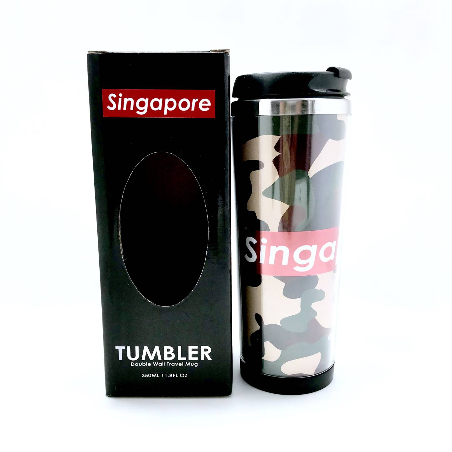 Tumler-Army Camo with Package